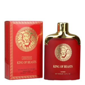 KING OF BEASTS RED